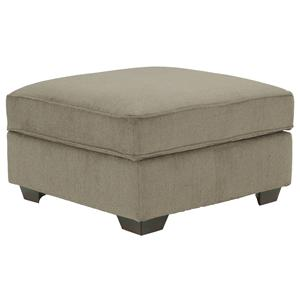 Ashley Furniture Patola Park - Patina Ottoman With Storage