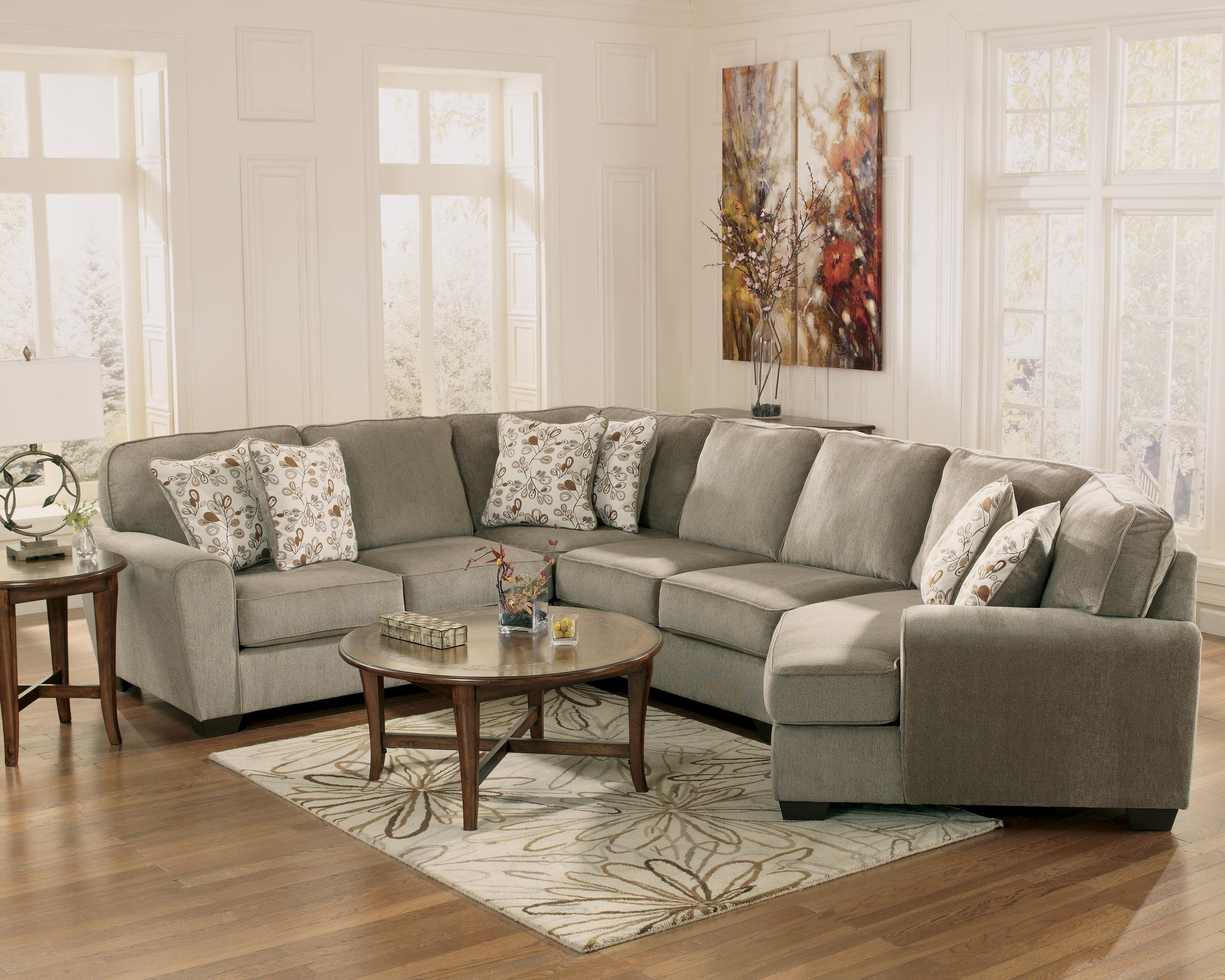 Ashley Furniture Patola Park Patina 4 Piece Small