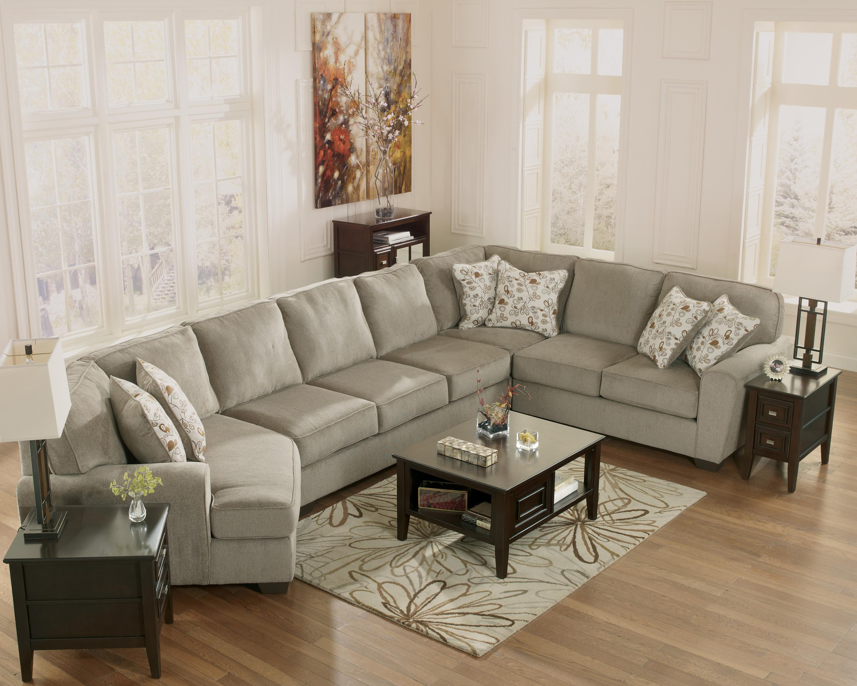 furniture patola park patina 4 sectional