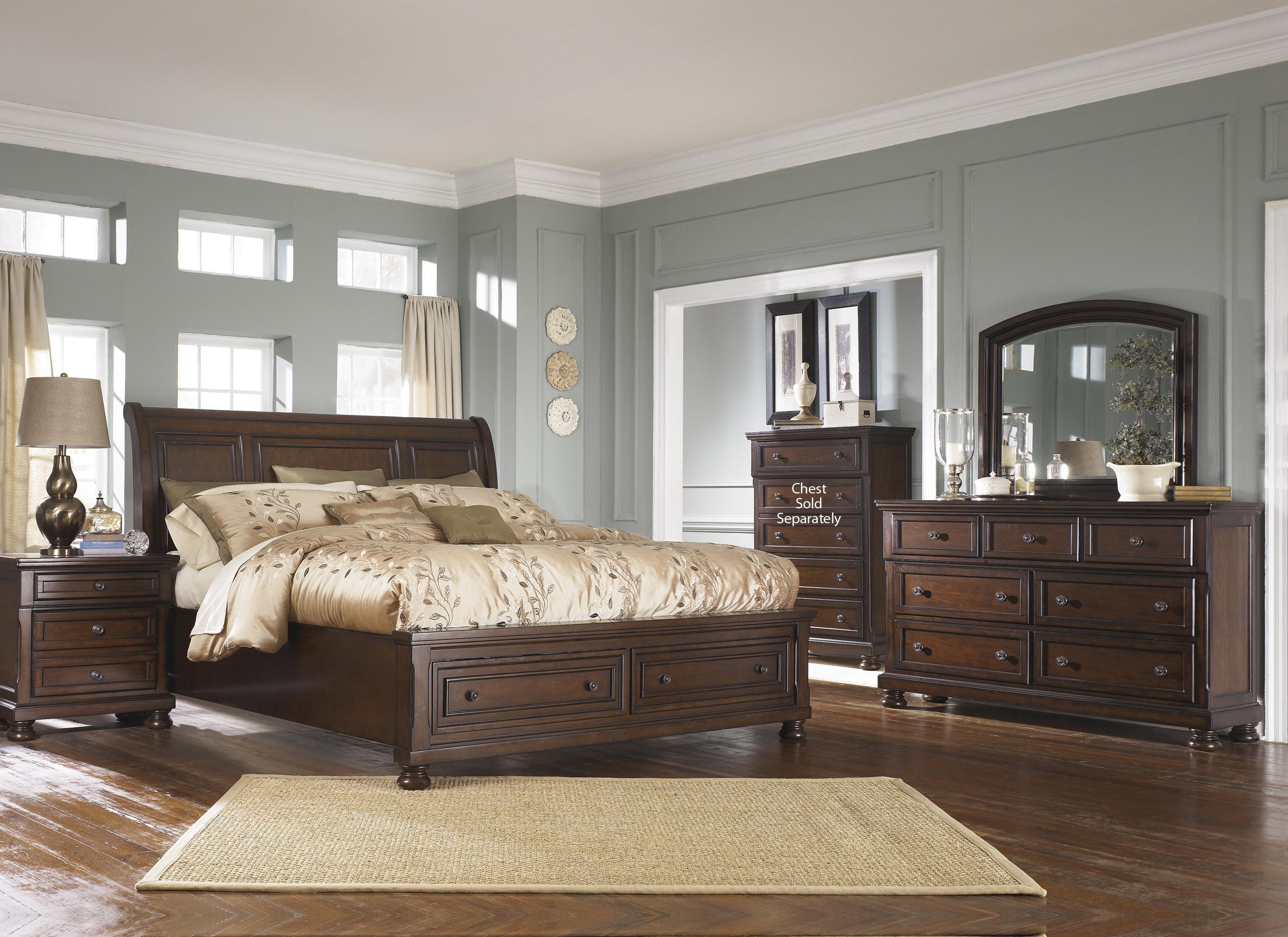Porter King 6-Piece Bedroom Group