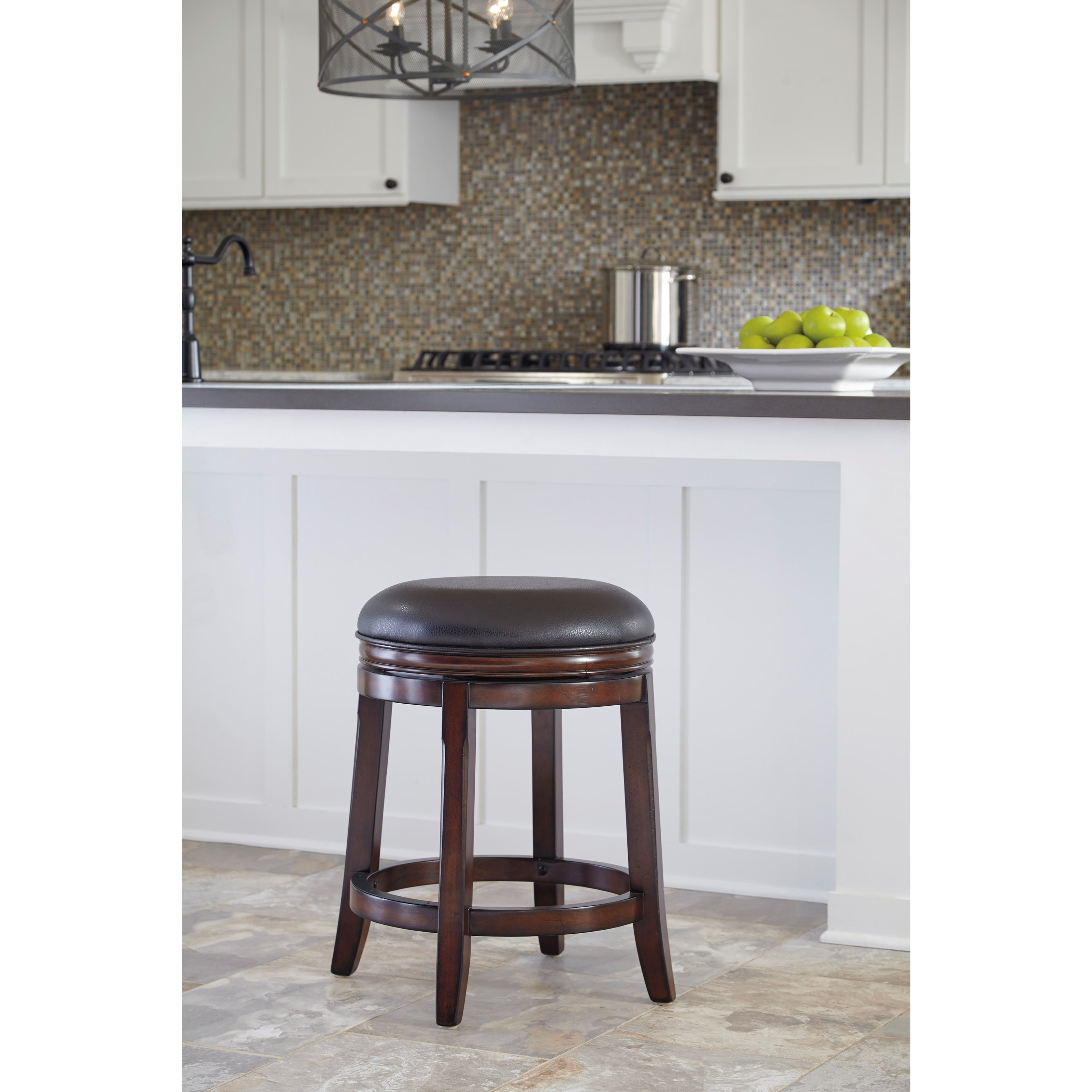 Ashley Furniture Porter D697 324 Counter Height Backless