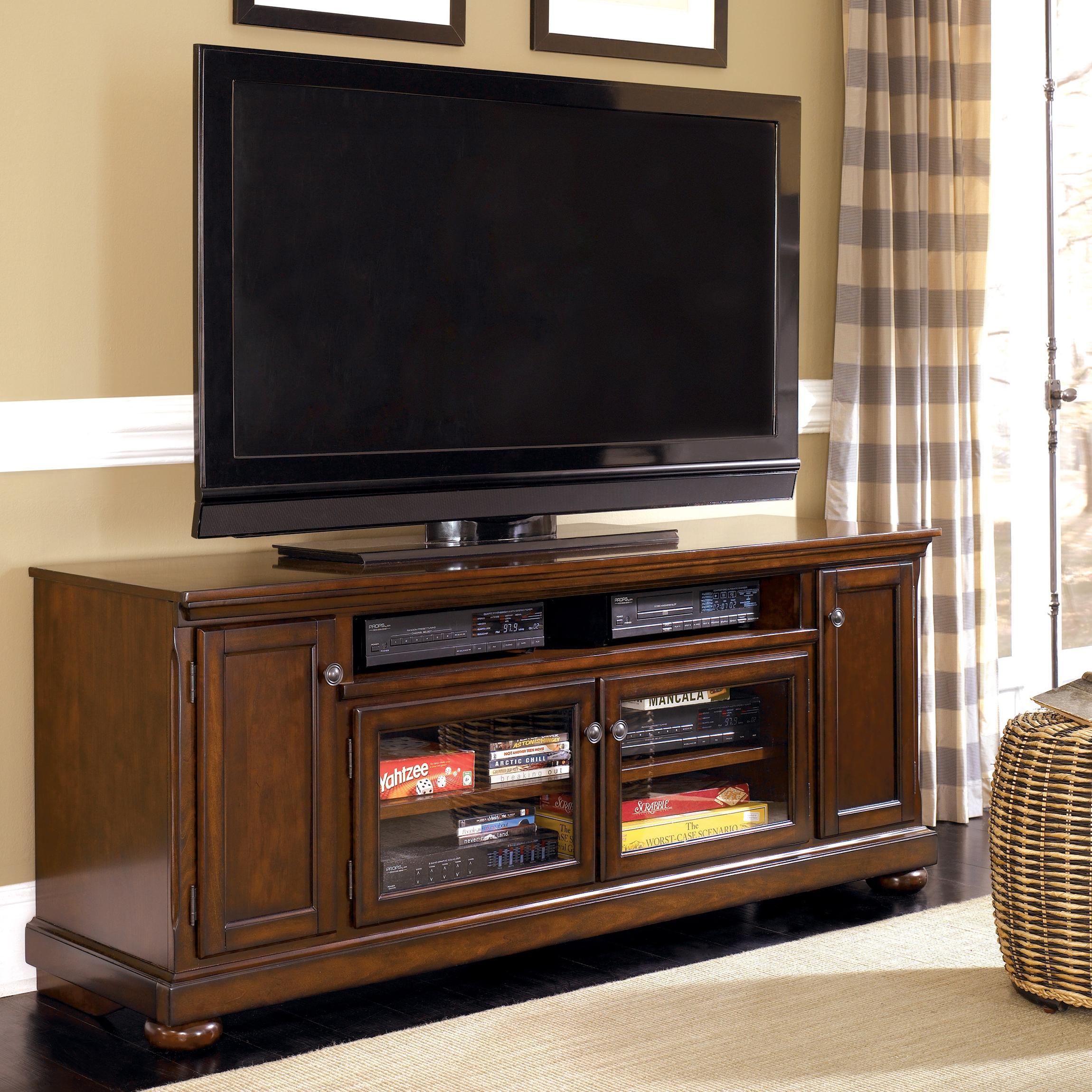 Ashley Furniture Porter 72 Extra Large Tv Stand Olinde 39 S Furniture Tv Stands