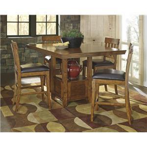Dining Room Ashley Furniture Ralene Upholstered Barstool