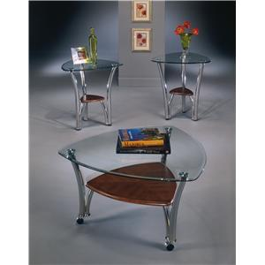 Signature Design by Ashley Rendezvous Occasional Table Group