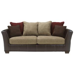 Ashley Furniture Sanya - Mocha Sofa