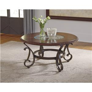 Ashley Furniture T626 Cocktail Table