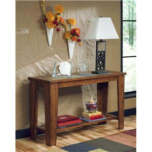 Signature Design by Ashley Toscana Sofa Table