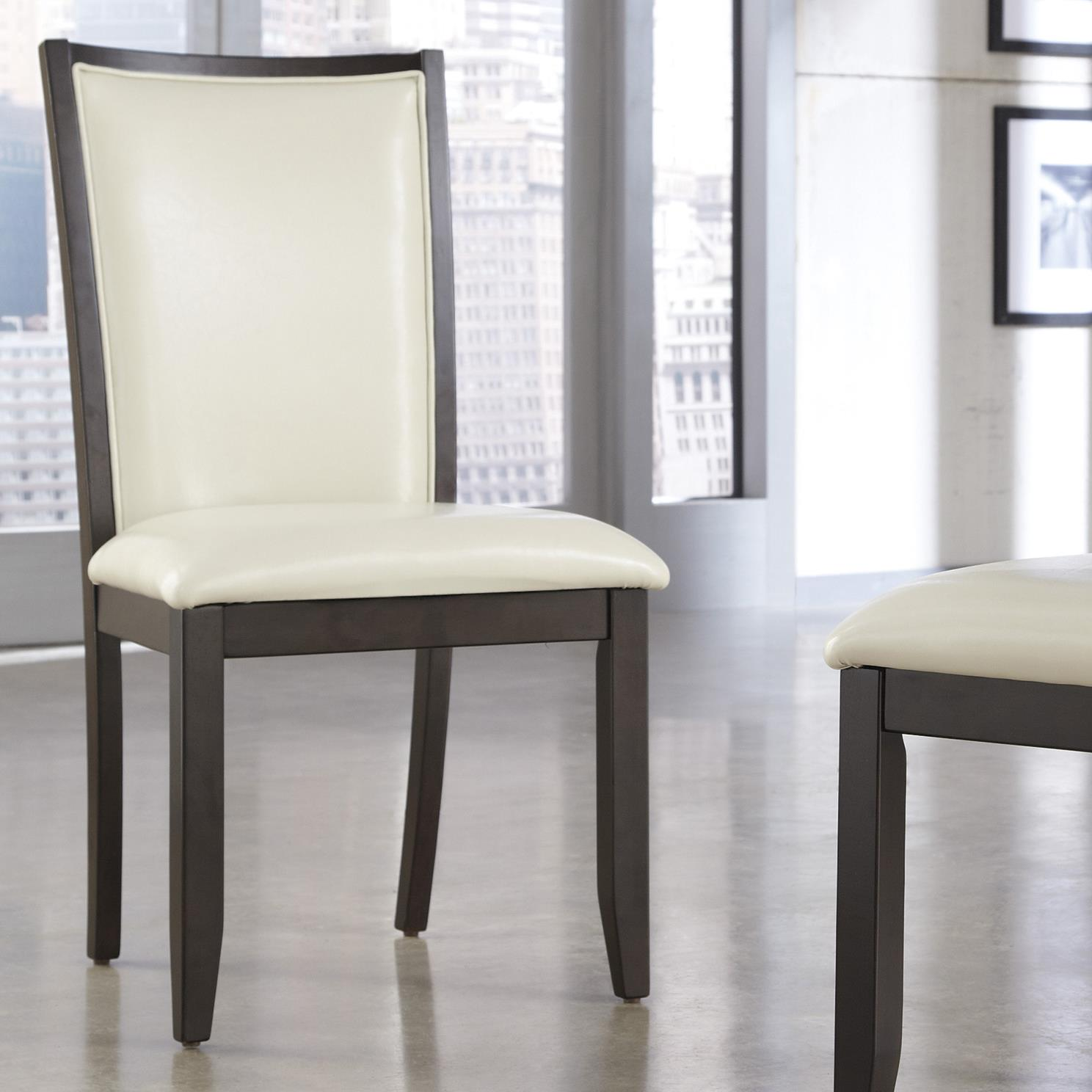 Ashley Furniture Trishelle Dining Upholstered Side Chair - Item Number: D550-03