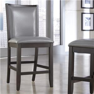 Signature Design by Ashley Furniture Trishelle Upholstered Barstool