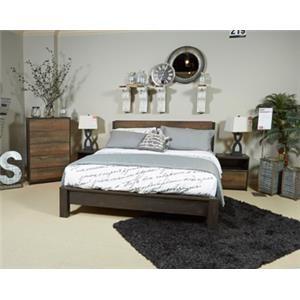 Ashley Furniture Windlore King Bed