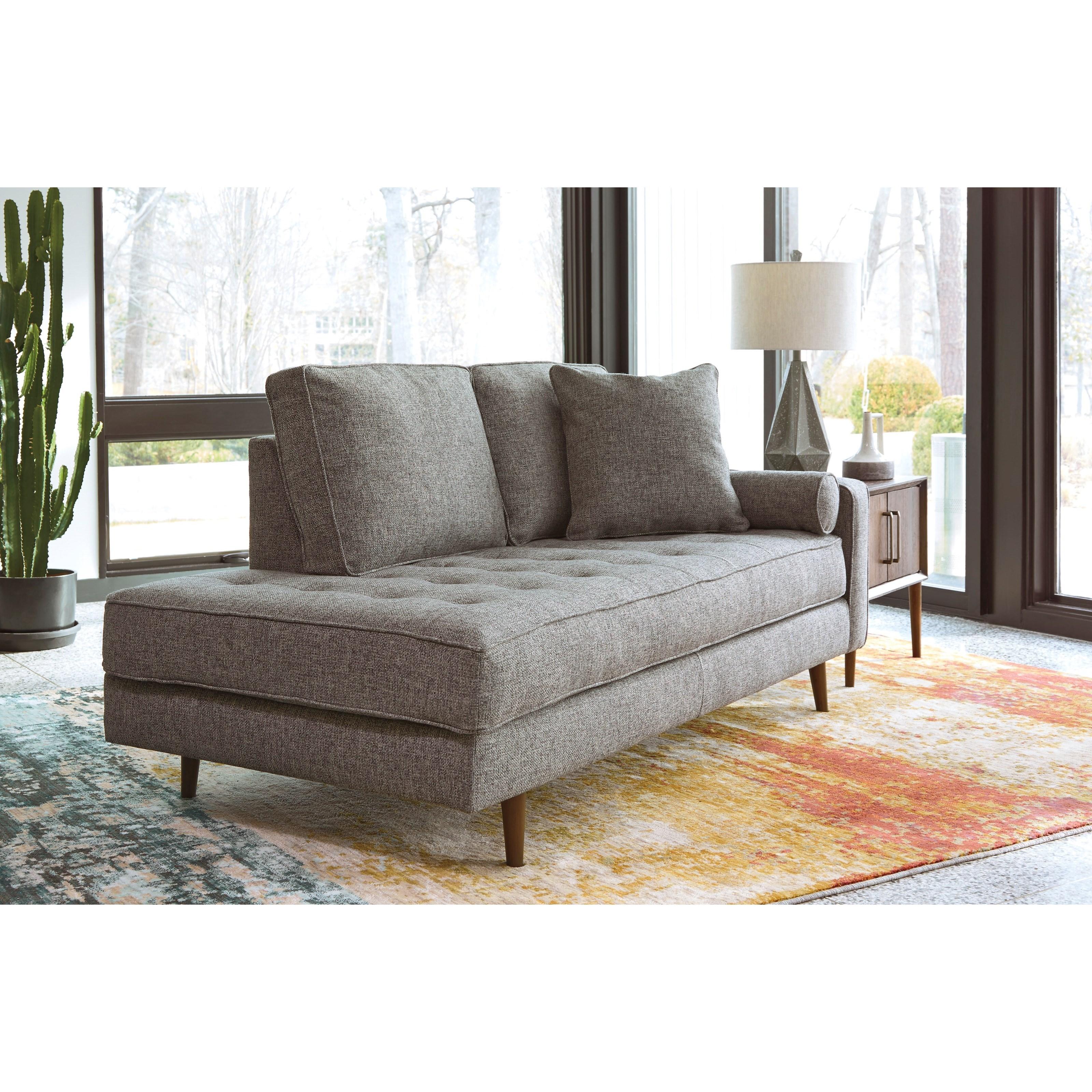 Ashley Furniture Zardoni 1140217 Mid Century Modern Right