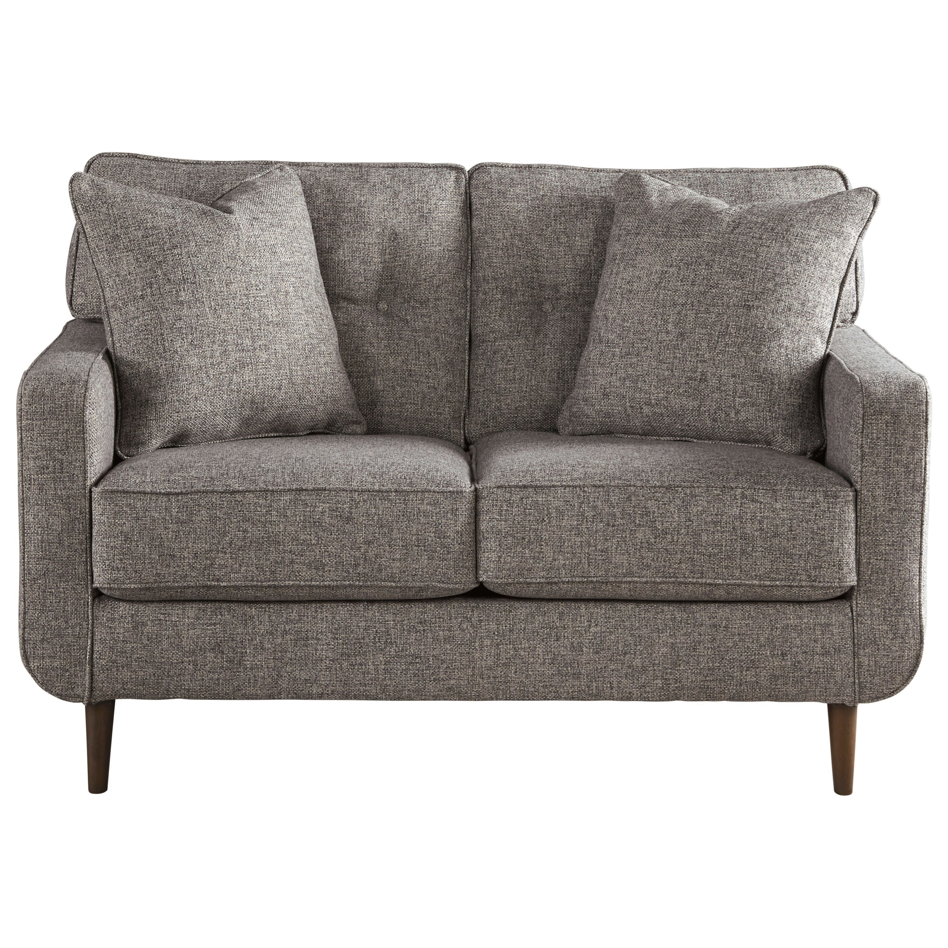 Levitz Furniture Stores: Ashley Furniture Zardoni 1140235 Mid-Century Modern