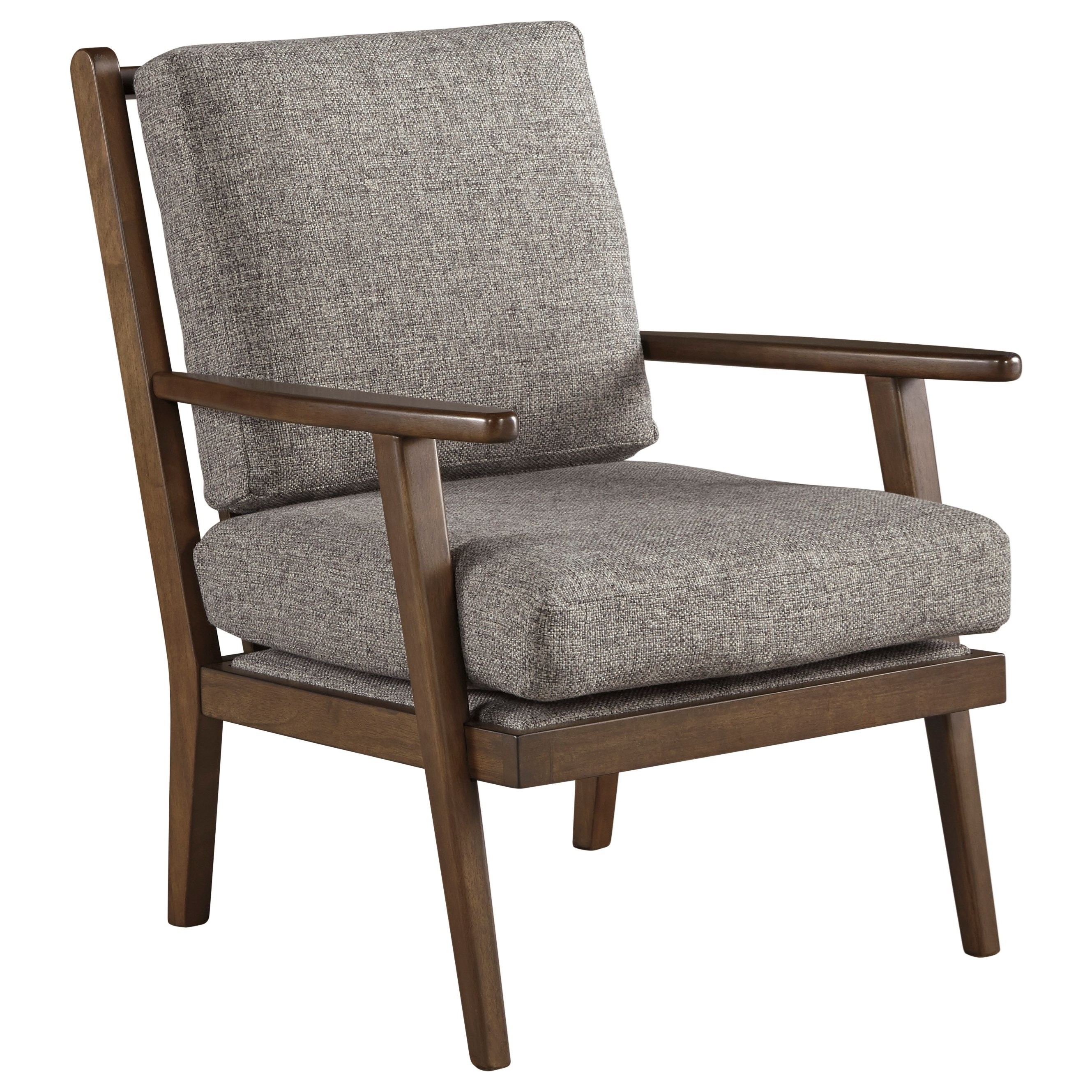 Ashley Furniture Zardoni Danish Modern Style Accent Chair