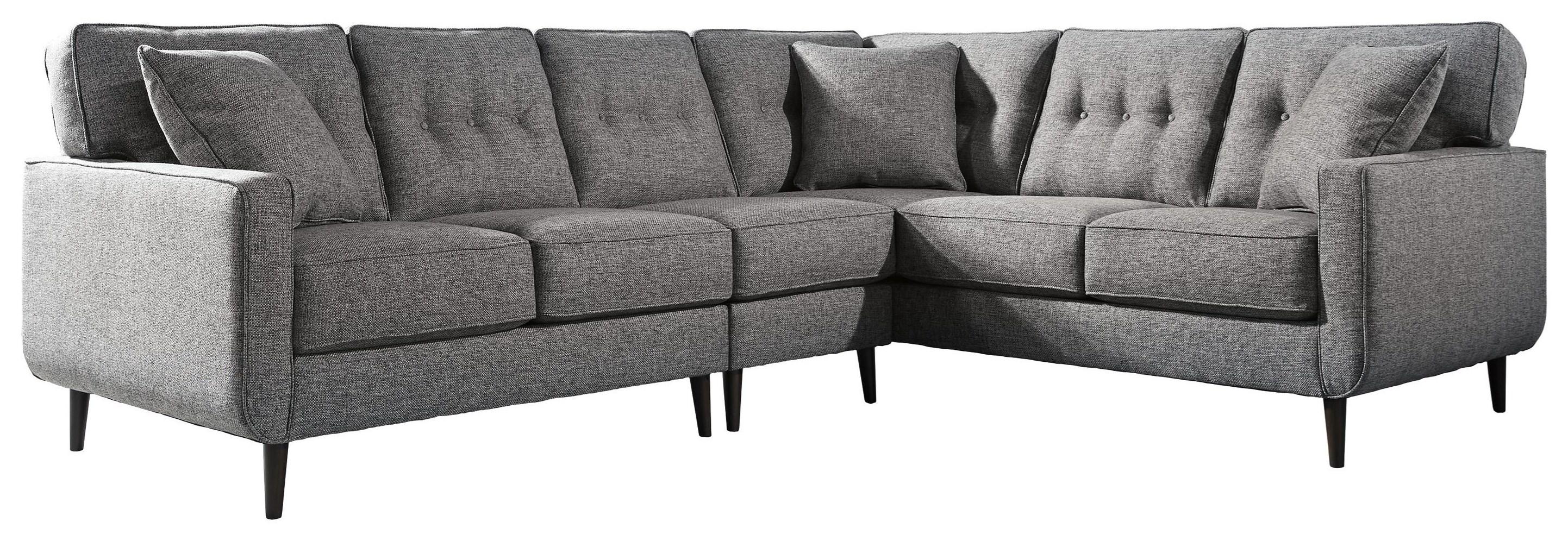 Ashley Furniture Zardoni 11402 49 55 46 3 Piece Right Arm