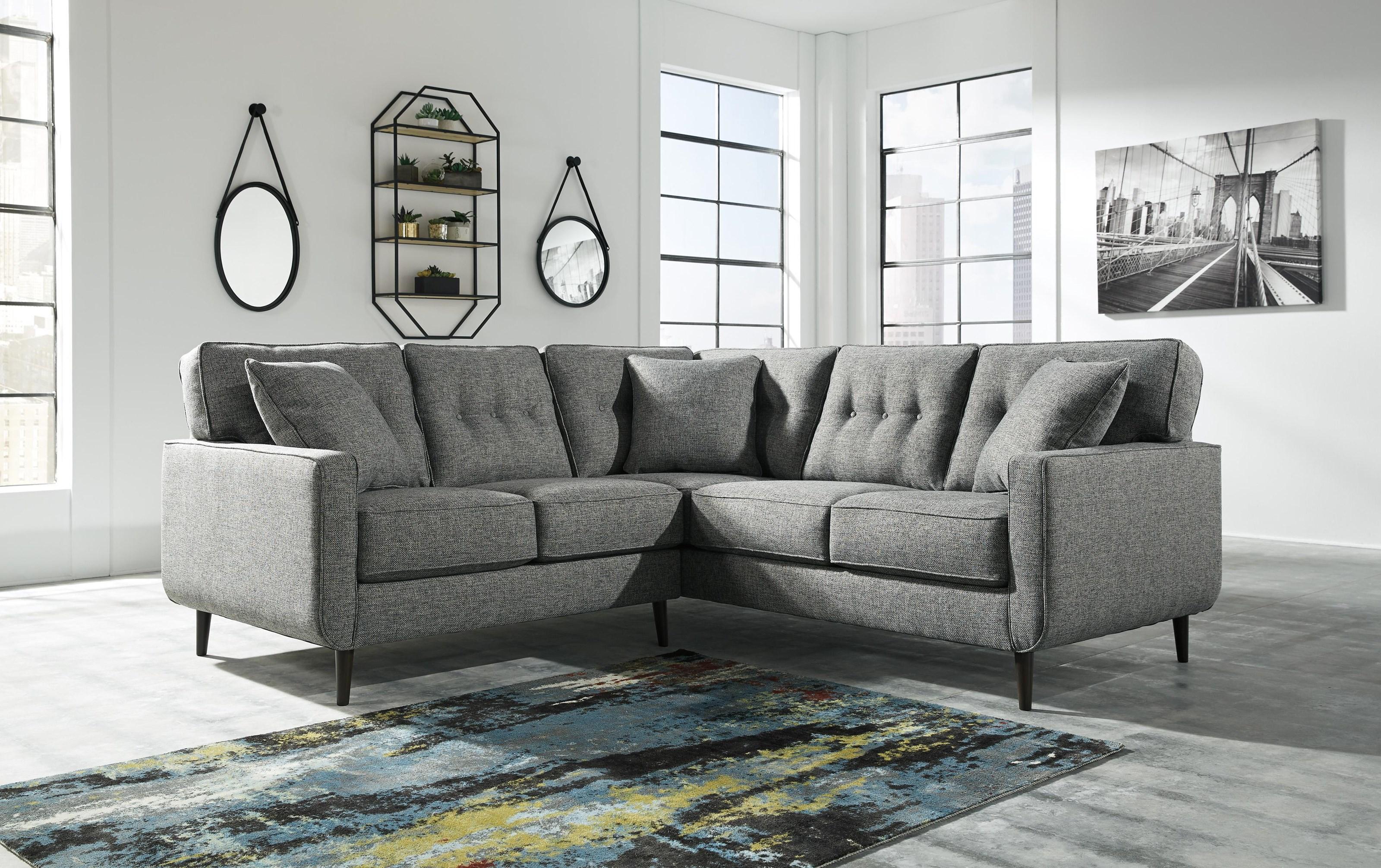 Ashley Furniture Zardoni 11402 49 55 Right Arm Facing 2 Piece
