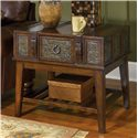 Signature Design by Ashley McKenna Rectangular End Table - Item Number: T753-3