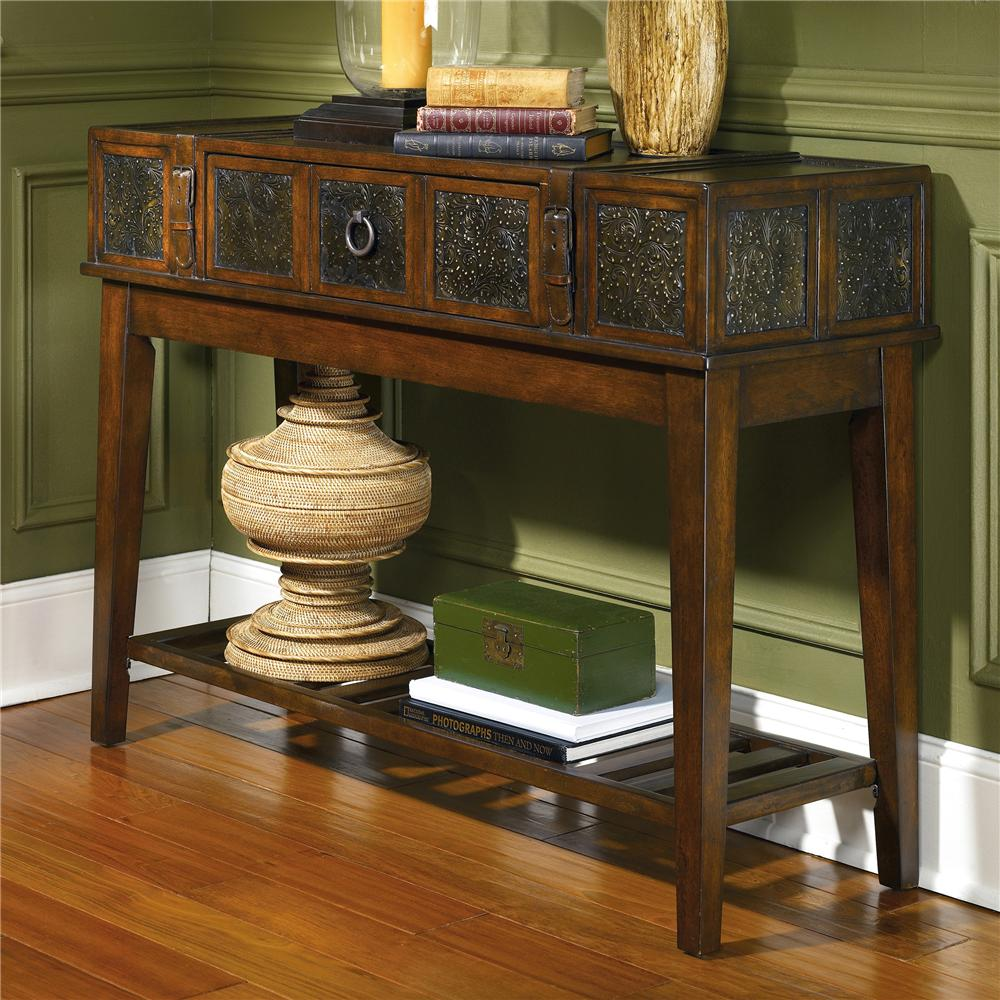 Signature Design by Ashley McKenna Sofa Table - Item Number: T753-4