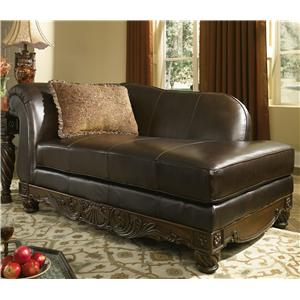 Millennium North Shore - Dark Brown Corner Chaise