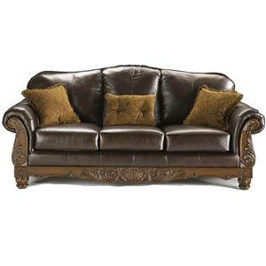 Millennium North Shore - Dark Brown Sofa