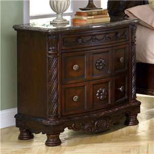 Millennium by Ashley North Shore Night Stand