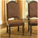 Millennium North Shore Dining Side Chairs - Item Number: D553-02