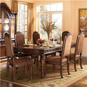 millennium north shore 5pc dining room - North Shore Living Room Set