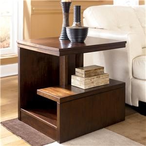 Signature Design by Ashley Callum Rectangular End Table