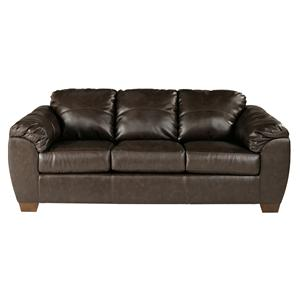 Millennium Franden DuraBlend - Cafe Upholstered Stationary Sofa
