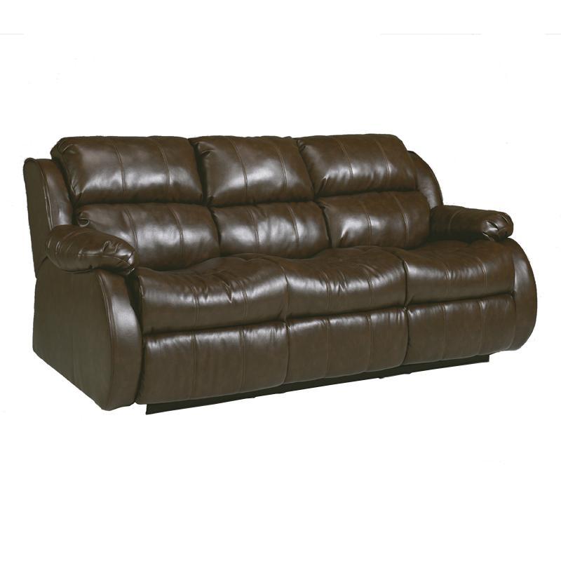 Millennium Mollifield DuraBlend® - Café Reclining Sofa w/ Drop Down Table - Item Number: 2220089