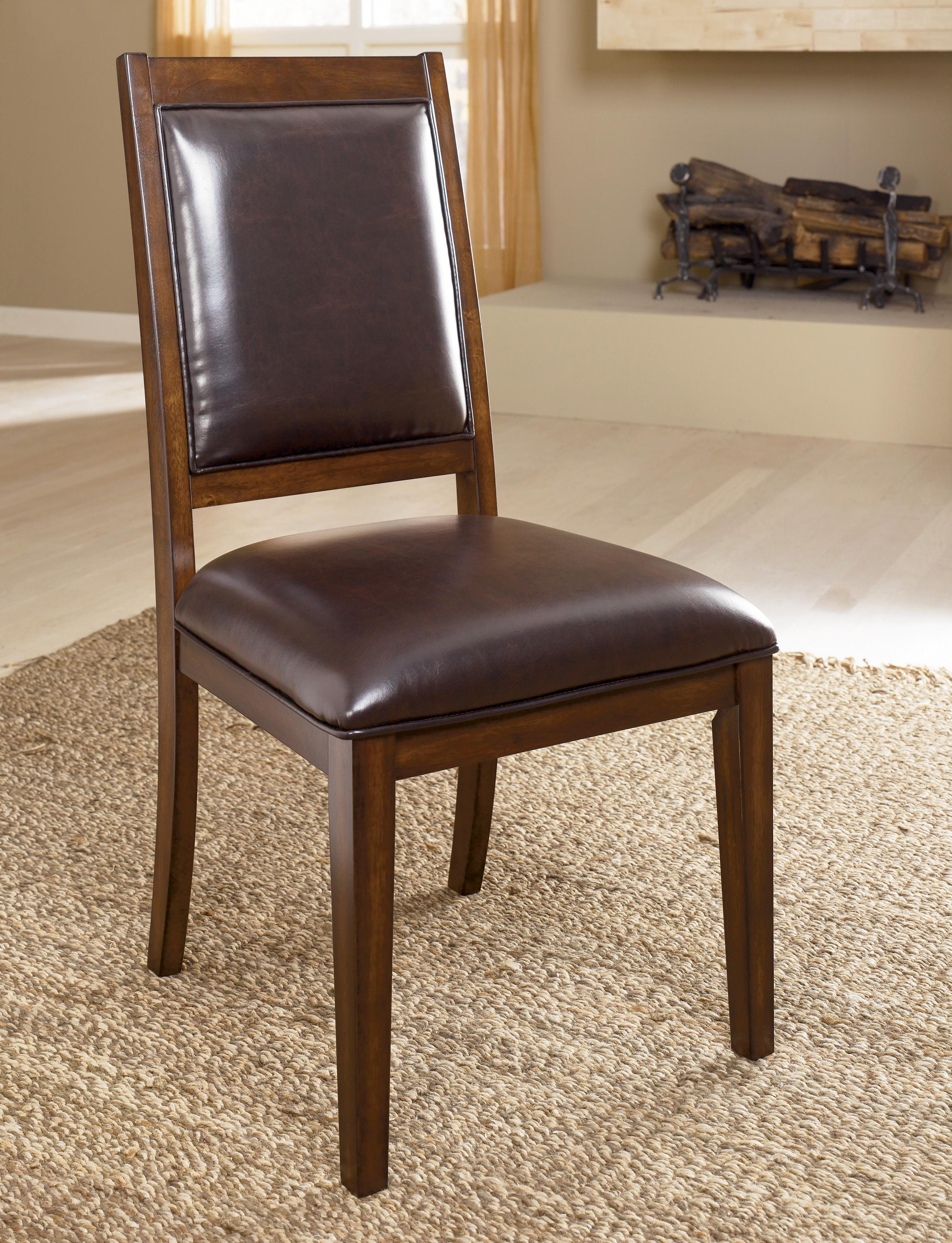 Millennium Holloway Dining Upholstered Side Chair - Item Number: D696-01