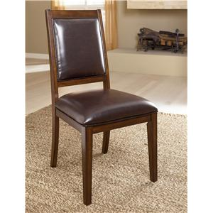 Millennium Holloway Dining Upholstered Side Chair