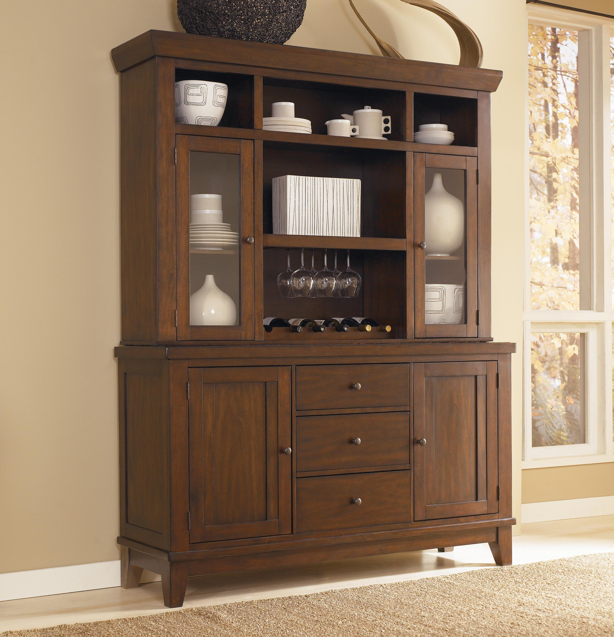 Holloway Dining Room China Cabinet By Millennium