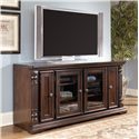 Millennium Key Town  Traditional Four Door TV Stand - W668-22