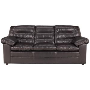 Millennium Knox DuraBlend - Coffee Sofa