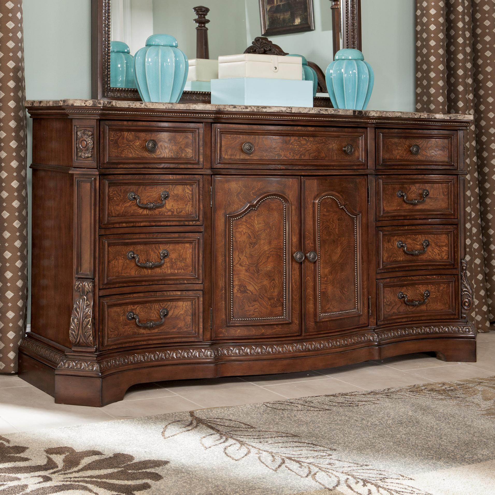 Millennium Ledelle Dresser - Item Number: B705-31