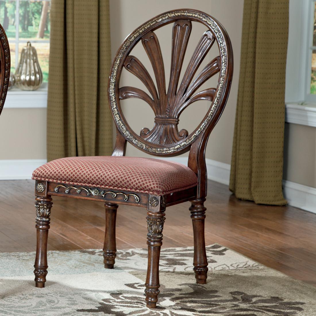 Millennium Ledelle Dining UPH Side Chair - Item Number: D705-03
