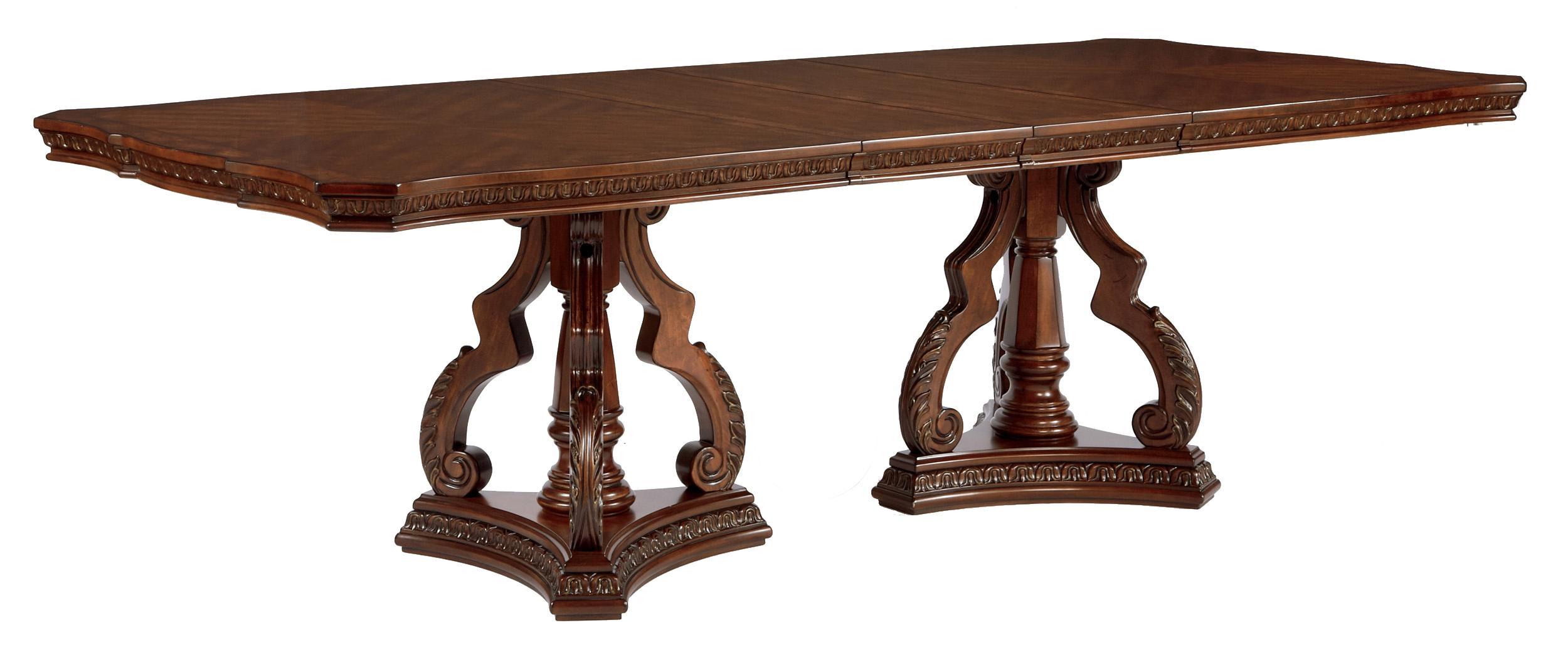 Millennium Ledelle Dining Table - Item Number: D705-55B+T