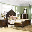Millennium North Shore Queen Panel Bed - Item Number: B553-157+254+196