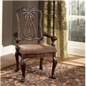 Millennium North Shore Arm Chair - Item Number: D553-03A