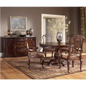 Millennium North Shore 5 Piece Table & Chair Set