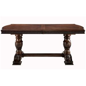 Millennium North Shore Double Pedestal Table
