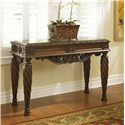 Millennium North Shore Sofa Table - Item Number: T963-4