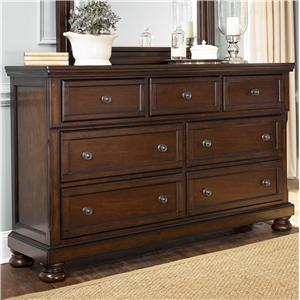 Ashley Furniture Porter House Dresser