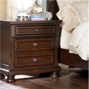 Ashley Furniture Porter House Nightstand