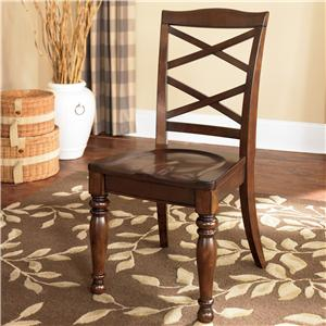 Ashley Furniture Porter House Side Chair