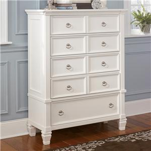 Millennium Prentice Chest with Drawers
