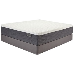 "Ashley Sleep American Classic Firm Latex Hybrid Queen 13"" Firm Latex Hybrid Mattress Set"
