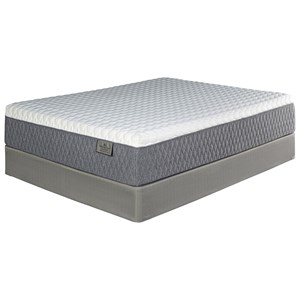 "Ashley Sleep American Classic Memory Foam Hybrid Queen 13"" Gel Memory Foam Hybrid Matt Set"