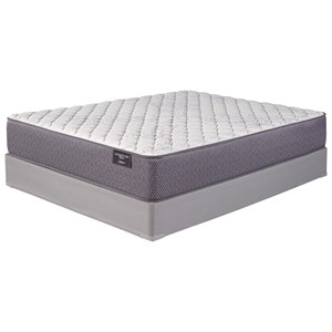 "Ashley Sleep Anniversary Edition Firm Twin 13"" Firm Pocketed Coil Mattress Set"