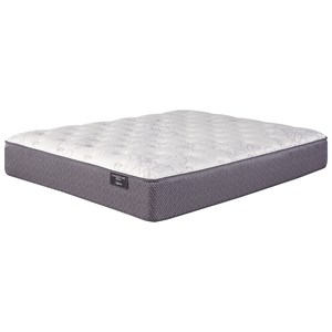 "Ashley Sleep Anniversary Edition Plush Queen 14"" Plush Pocketed Coil Mattress"